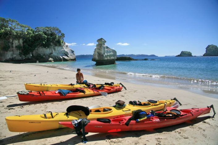 Cathedral Cove Kayak Tours Hahei NZ